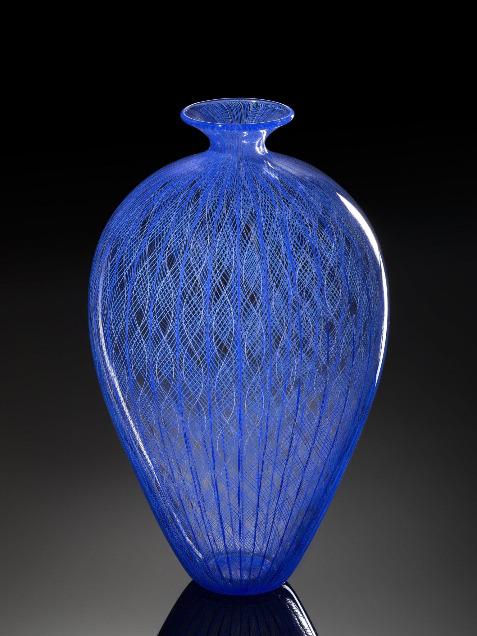 Dave Strock - Zanfirico Vase