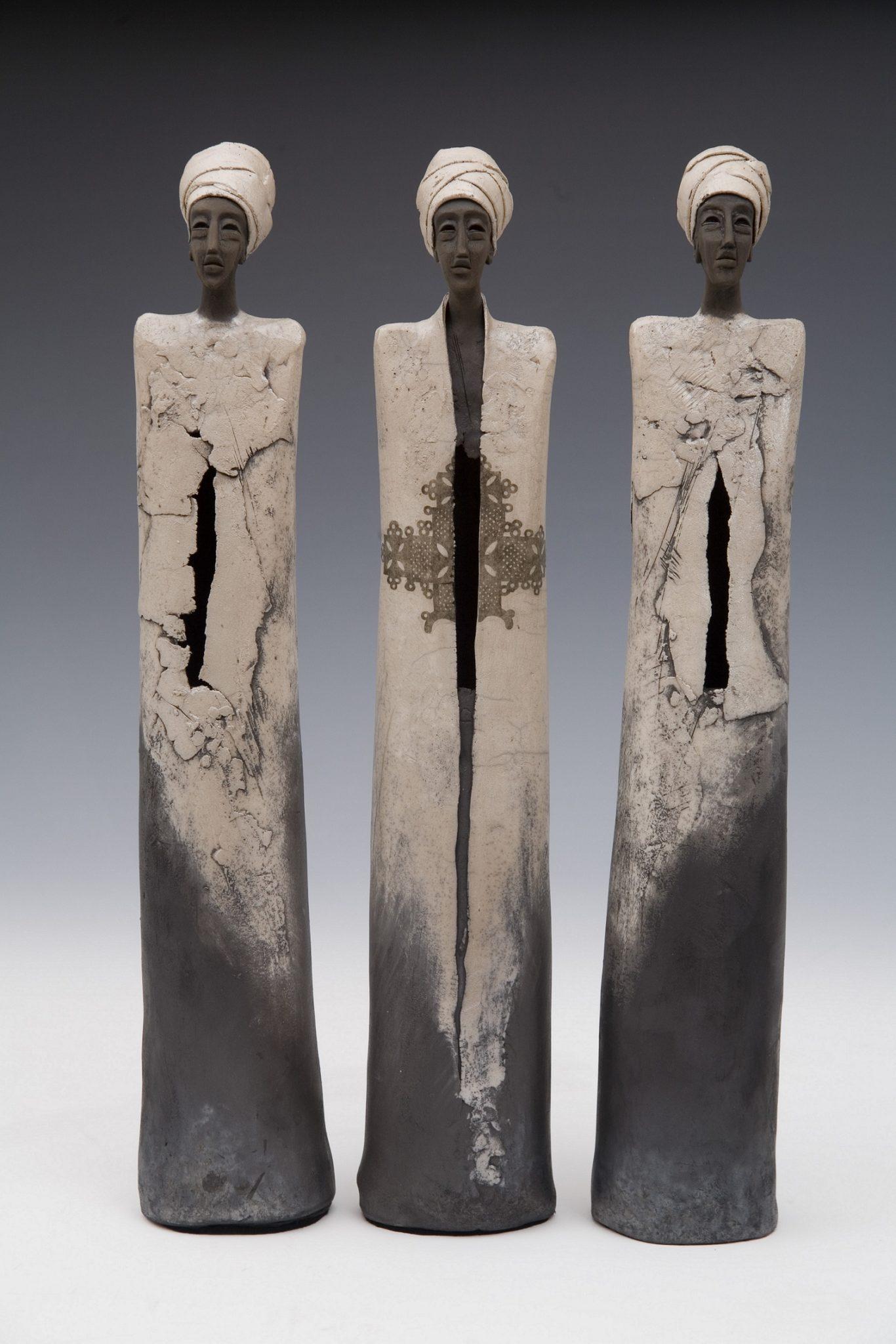 Gail Rushmore - 3 Sisters
